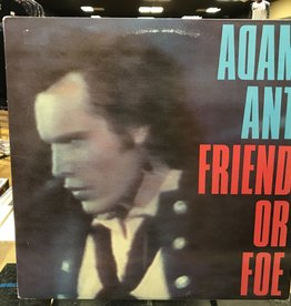 "Vinyl Used Adam Ant ""Friend Or Foe"" LP- Carrollton Pressing"