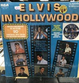 """Vinyl Used  Elvis Presley """"Elvis In Hollywood """" LP"""