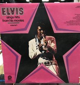 """Vinyl Used  Elvis """"Sings Hits From His Movies, Volume 1"""" LP"""
