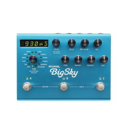 Strymon NEW Strymon Big Sky