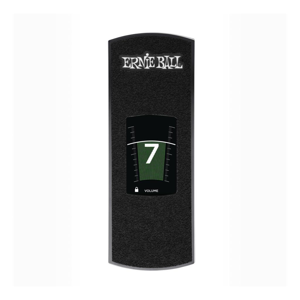 Ernie Ball NEW Ernie Ball VPJR Tuner / Volume Pedal - Black