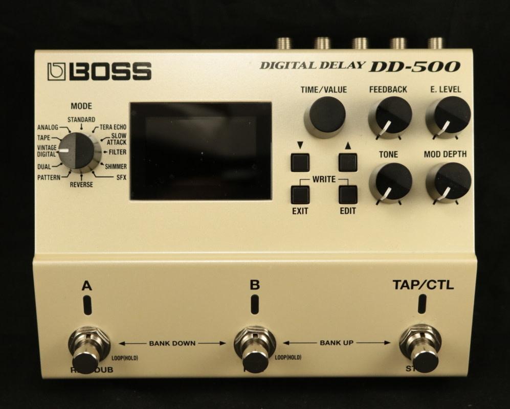 Boss USED Boss DD-500 Digital Delay (010)