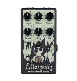 EarthQuaker Devices NEW Earthquaker Devices Afterneath V3