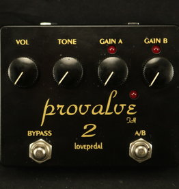 Lovepedal USED Lovepedal Provalve 2 (020)