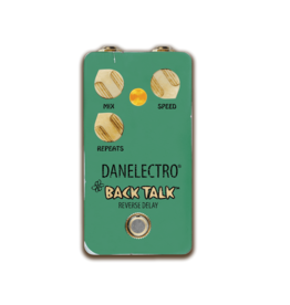 Danelectro NEW Danelectro Back Talk Reverse Delay