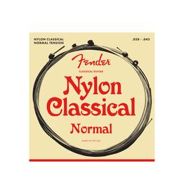 Fender NEW Fender Classical/Nylon Strings - Ball End - .028-.043
