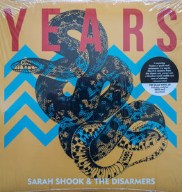 "Vinyl New Sarah Shook & The Disarmers ""Years"" LP"