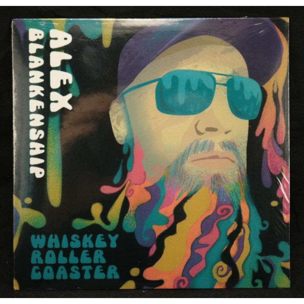 Local Music Alex Blankenship - Whiskey Roller Coaster (CD)