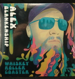 Local Music Alex Blankenship - Whiskey Roller Coaster (CD)