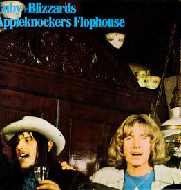 """Vinyl New Cuby and The Blizzards """"Appleknockers""""  Limited Edition, Numbered, Reissue, Blue, Gatefold"""