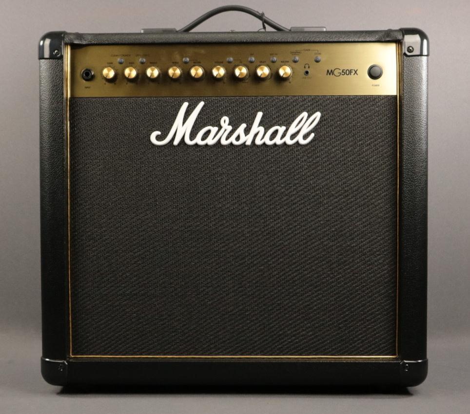 Marshall DEMO Marshall MG50GFX (941)