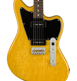 Fender NEW Fender Limited Offset Telecaster Korina - Aged Natural (977)