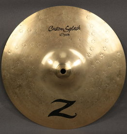 "Zildjian USED Zildjian Z Custom 12"" Splash (040)"