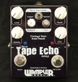 Wampler USED Wampler Faux Tape Echo (010)