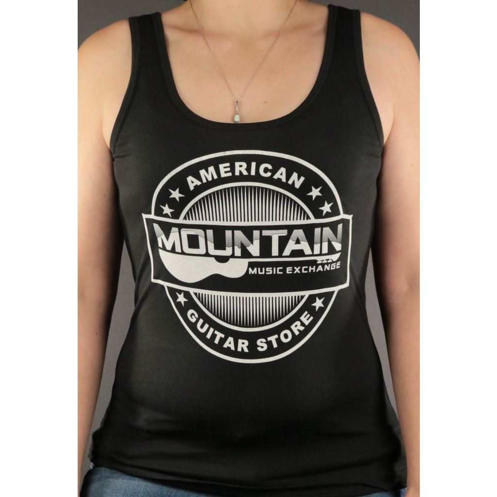 MME MME 'American Guitar Store' Tank Top - Black - S