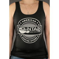 MME MME 'American Guitar Store' Tank Top - Black - M