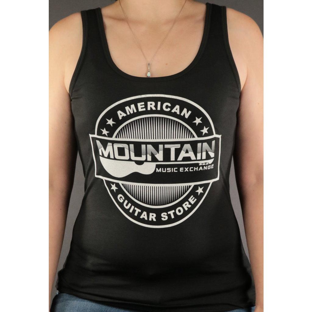 MME MME 'American Guitar Store' Tank Top - Black - L