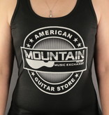 MME MME 'American Guitar Store' Tank Top - Black - L