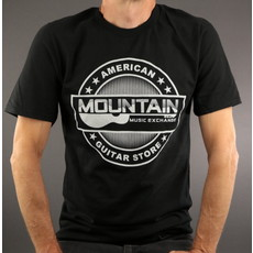 MME MME 'American Guitar Store' Tee - Black - 2XL