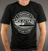 MME MME 'American Guitar Store' Tee - Black - XL