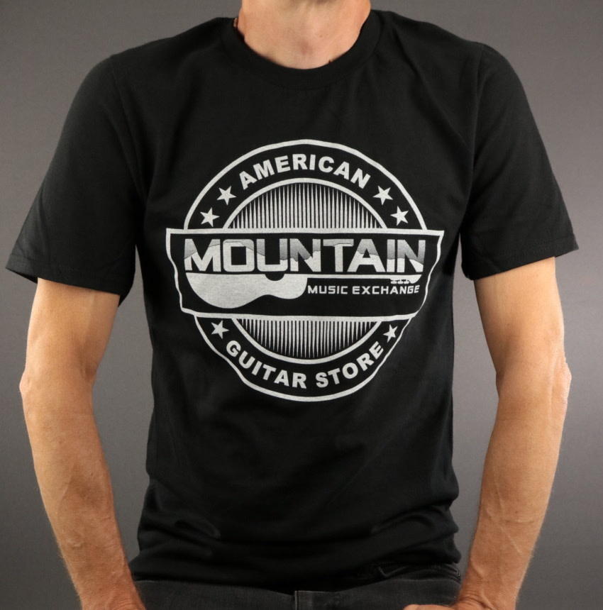 MME MME 'American Guitar Store' Tee - Black - L