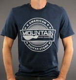 MME MME 'American Guitar Store' Tee - Navy - 3XL