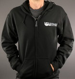 MME MME Zip Up Hoodie - Black - 2XL