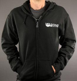 MME MME Zip Up Hoodie - Black - 2XL