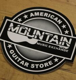 MME MME 'American Guitar Store' Sticker
