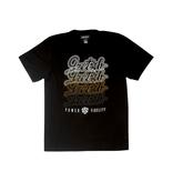 Gretsch NEW Gretsch Script Logo T-Shirt - Black - S