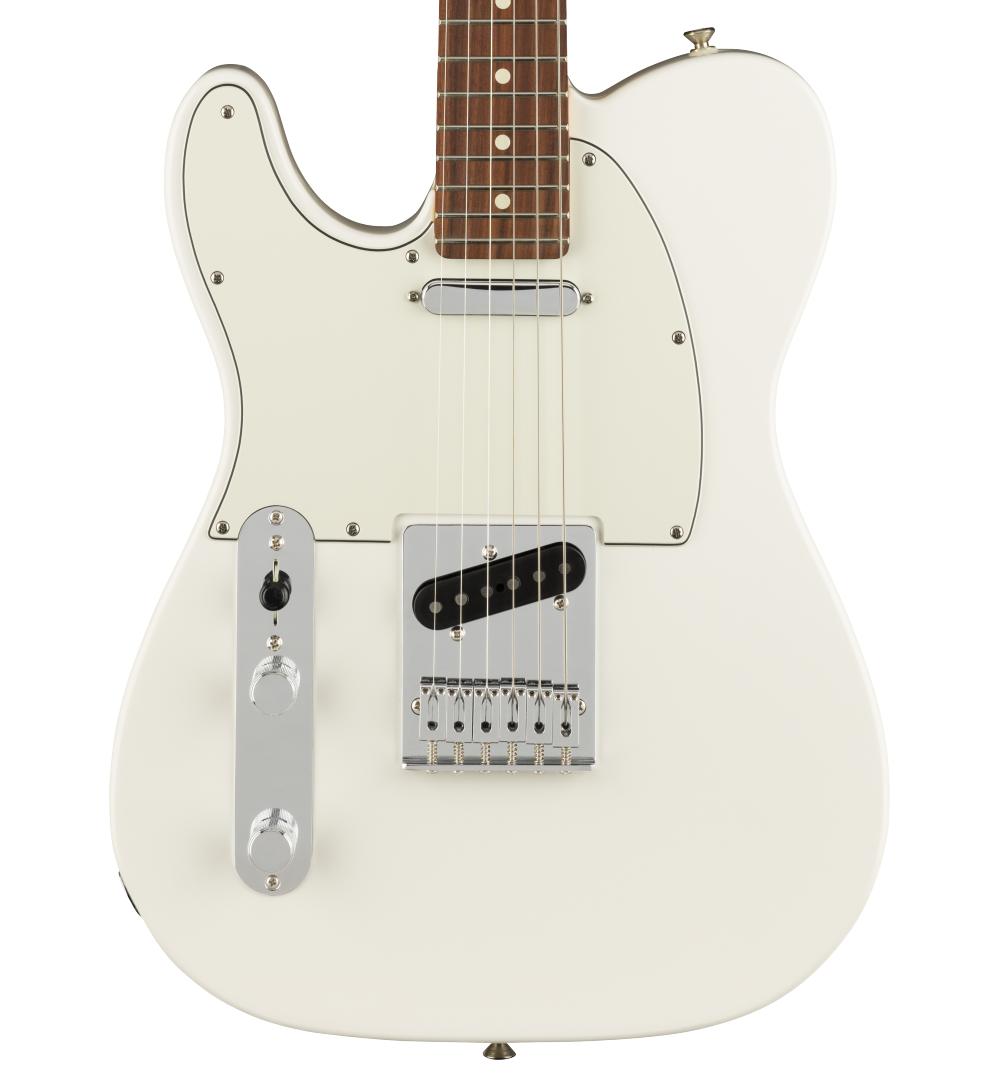 Fender NEW Fender Player Telecaster Left-Handed - Polar White (011)