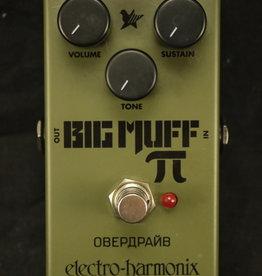 Electro-Harmonix USED Electro Harmonix Russian BIg Muff Pi (050)