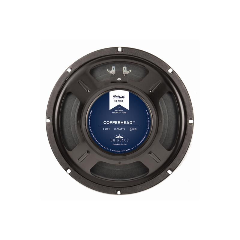 "Eminence NEW Eminence Copperhead - 10"" - 75w - 8 Ohms"