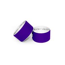Pedaltrain NEW Pedaltrain Hook Loop Love - Bright Purple - 10'