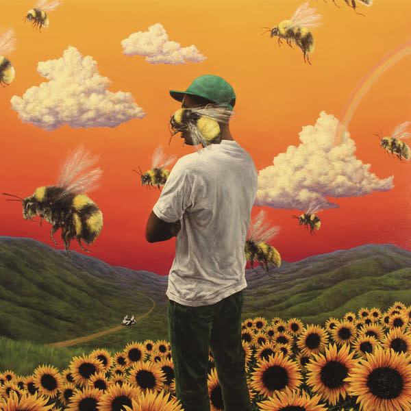 Vinyl NEW Tyler The Creator – Scum F**k Flower Boy, LP Gatefold