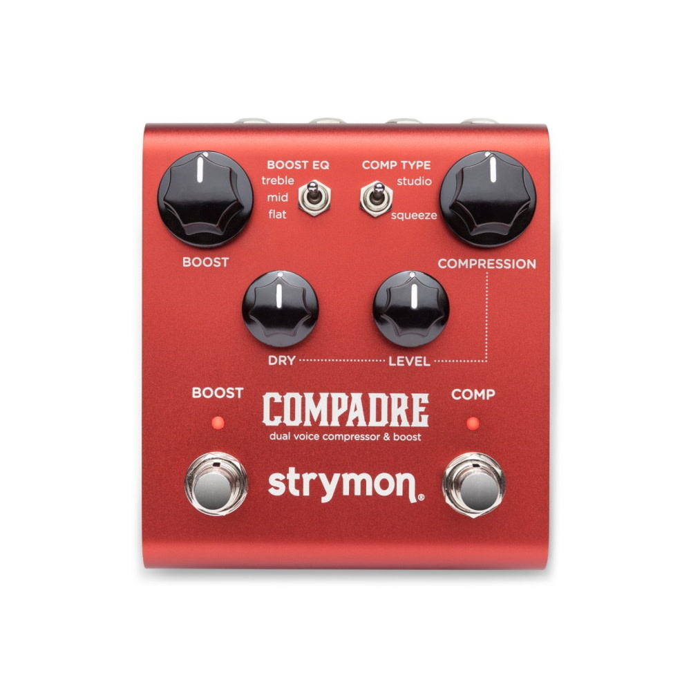 Strymon NEW Strymon Compadre