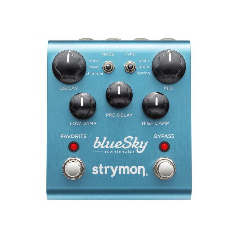 Strymon NEW Strymon Blue Sky