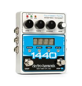 Electro-Harmonix NEW Electro Harmonix 1440 Stereo Looper