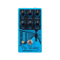 EarthQuaker Devices NEW EarthQuaker Devices The Warden V2