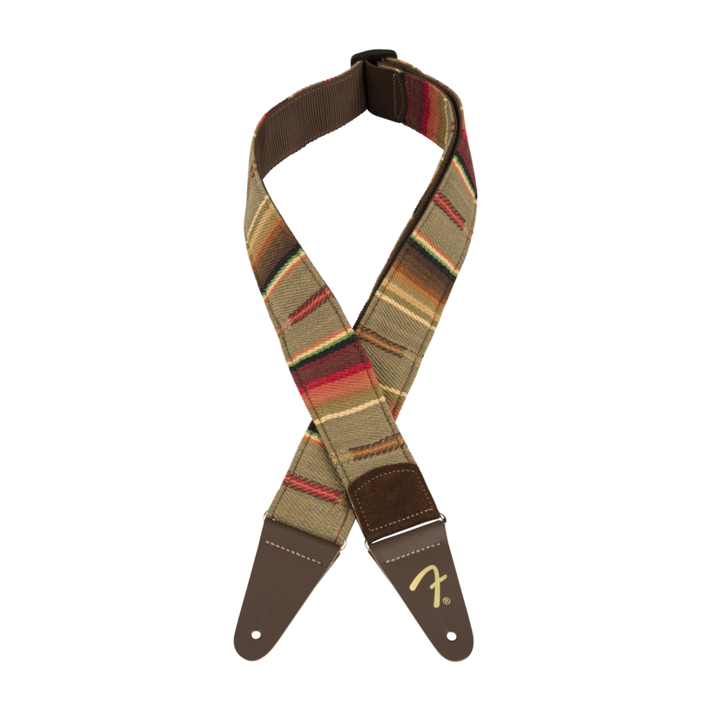"Fender NEW Fender 2"" Sonoran Guitar Strap - Sedona"