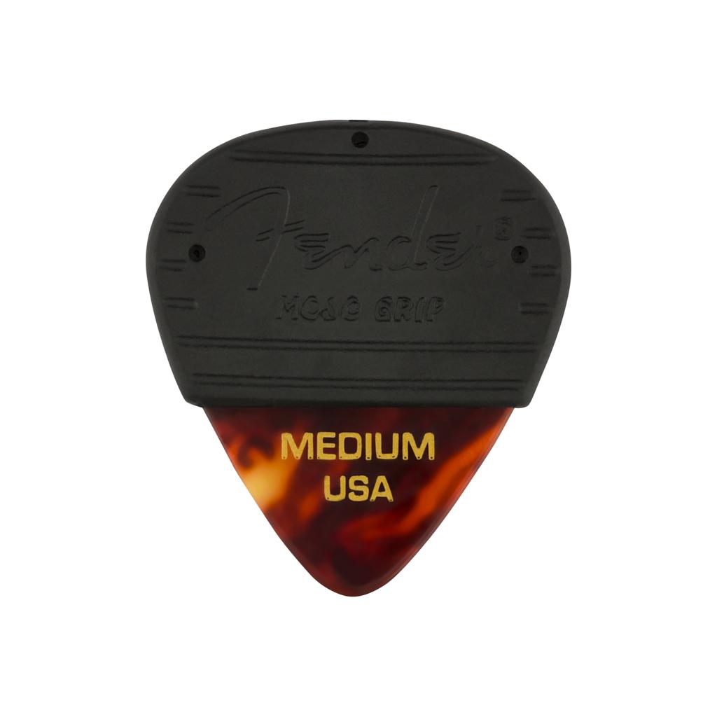 Fender NEW Fender Mojo Grip Picks 3-Pack - Tortoiseshell - Medium