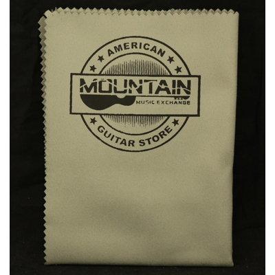 MME NEW Mountain Music Exchange 'American Guitar Store' Polishing Cloth