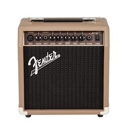 Fender NEW Fender Acoustasonic 15