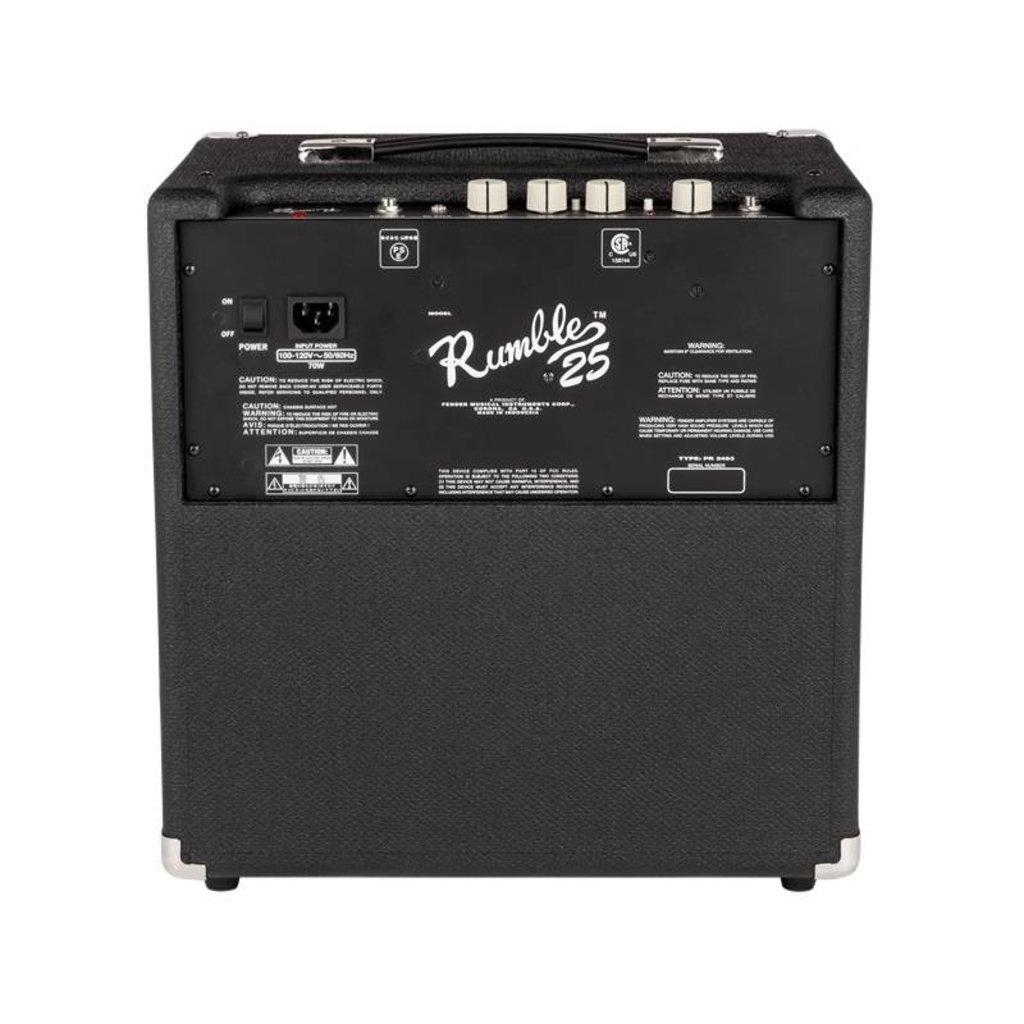 Fender NEW Fender Rumble 25