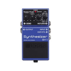 Boss NEW Boss SY-1 Synthesizer
