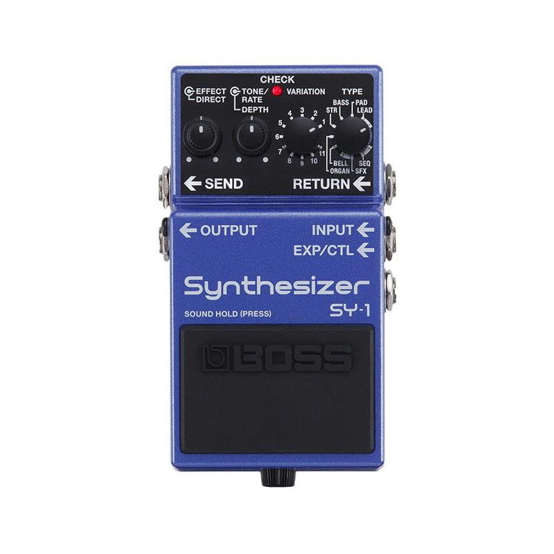 Boss NEW Boss SY-1 Synthesizer