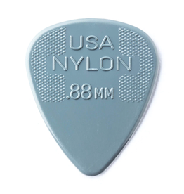 Dunlop NEW Dunlop Picks - Nylon .88mm - 12 Pack