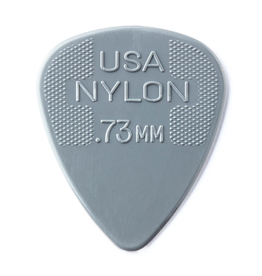 Dunlop NEW Dunlop Picks - Nylon .73mm - 12 Pack