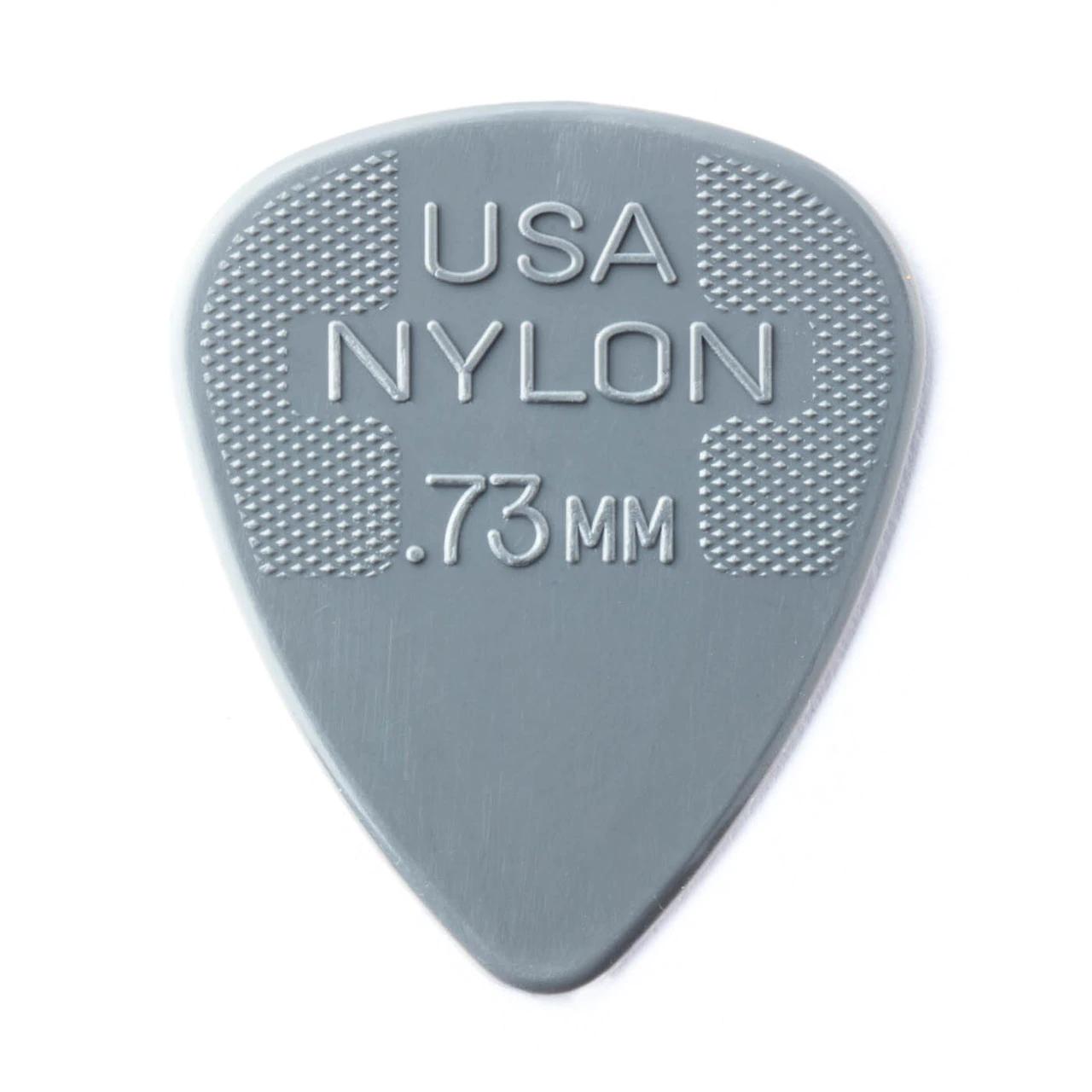 Dunlop NEW Dunlop Picks - Nylon .73mm - 12 Pack