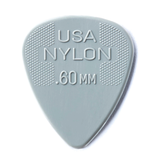 Dunlop NEW Dunlop Picks - Nylon .60mm - 12 Pack
